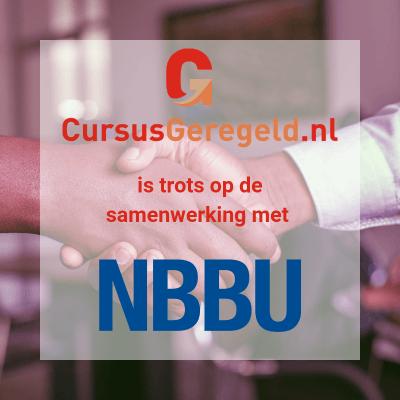 CursusGeregeld.nl is trots op de samenwerking met NBBU